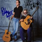 weirbob Autographed Preprint Signed Photo
