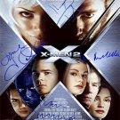 xcast Autographed Preprint Signed Photo