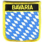 Bavaria Shield Patch