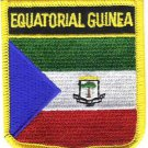 Equatorial Guinea Shield Patch