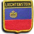 Liechtenstein Shield Patch