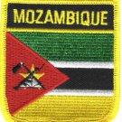 Mozambique Shield Patch