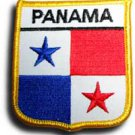 Panama Shield Patch