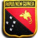 Papua New Guinea Shield Patch