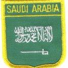 Saudi Arabia Shield Patch