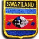 Swaziland Shield Patch