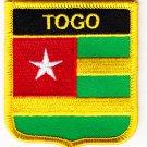 Togo Shield Patch
