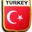 Turkey Shield Patch