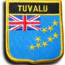 Tuvalu Shield Patch