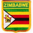 Zimbabwe Shield Patch