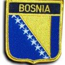 Bosnia-Herzegovina Shield Patch