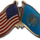 United Nations Friendship Pin