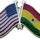 Ghana Friendship Pin