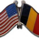 Belgium Friendship Pin