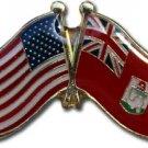 Bermuda Friendship Pin