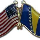 Bosnia-Herzegovina Friendship Pin