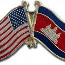 Cambodia Friendship Pin