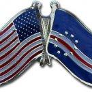 Cape Verde Friendship Pin