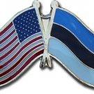 Estonia Friendship Pin