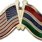 Gambia Friendship Pin