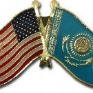 Kazakhstan Friendship Pin