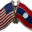 Laos Friendship Pin