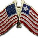 Liberia Friendship Pin