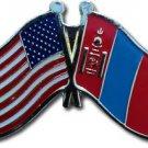 Mongolia Friendship Pin