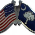 South Carolina Friendship Pin