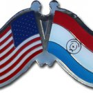 Paraguay Friendship Pin