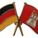 Germany Hamburg Friendship Pin