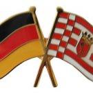 Germany Bremen Friendship Pin