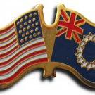 Cook Islands Friendship Pin