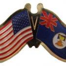 Falkland Islands Friendship Pin