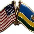 Rwanda Friendship Pin