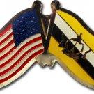 Brunei Friendship Pin