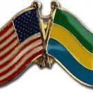 Gabon Friendship Pin