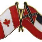 Canada Mississippi Friendship Pin