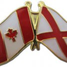 Canada Alabama Friendship Pin