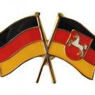 Germany Lower Saxony Friendship Pin
