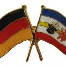 Germany Mecklenburg-Pomerania Friendship Pin