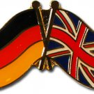 Germany United Kingdom Friendship Pin