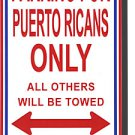 Puerto Rico Parking Sign