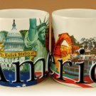 USA - ONE 18 oz. Coffee Mug