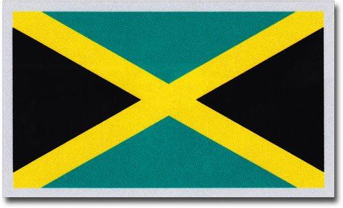 Jamaica Auto Decal