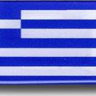 Greece Mini Domed Sticker