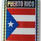 Puerto Rico Reflective Decal