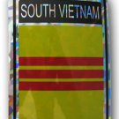 South Vietnam Reflective Decal