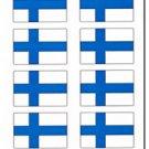 Finland 60 Count Sticker Pack