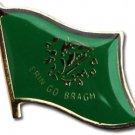 Erin-Go-Bragh Flag Lapel Pin